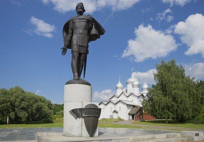 ロシア ロマノフ王朝 ペトロフ将軍