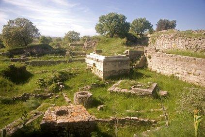 プリアモス トロイア 財宝