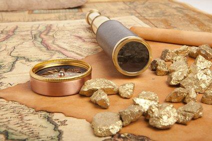 地球の産物、金