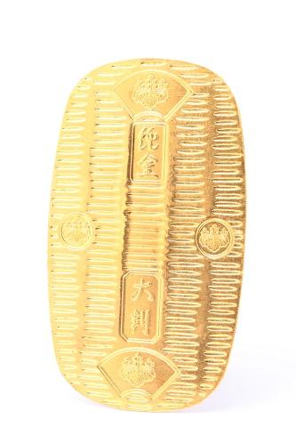 24金(K24・純金) 小判 178.5g