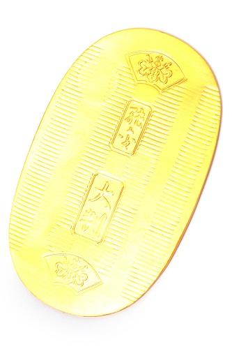 24金(純金) 小判 1枚 80.0g