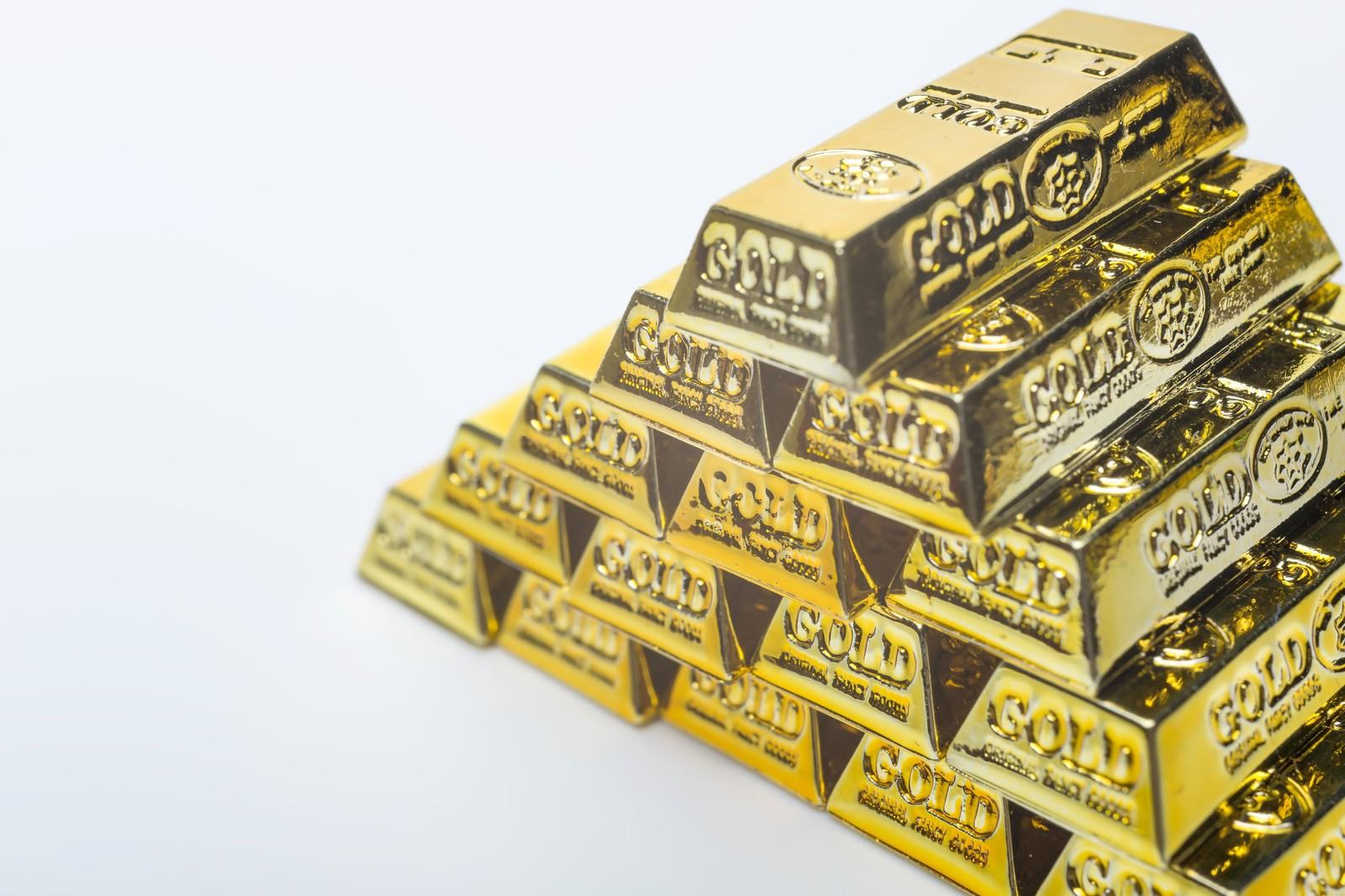 純粋な金、純金、K24
