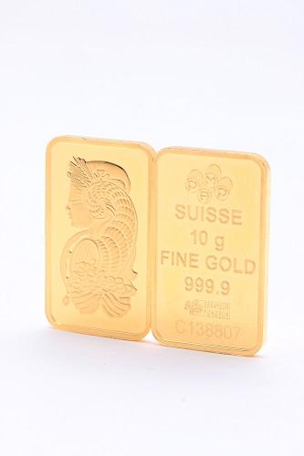 24金(純金) インゴット2枚 総重量20.0g