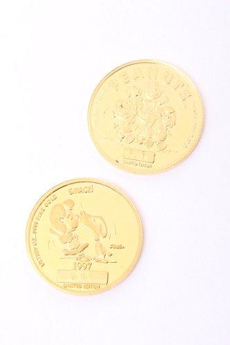 24金(K24・純金) コイン 重量15.6g