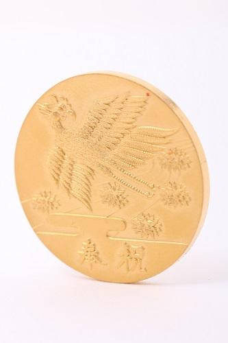 24金(K24・純金) コイン1枚 重量26.0g