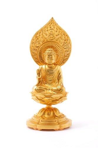 24金(純金) 仏像 総重量450.6g