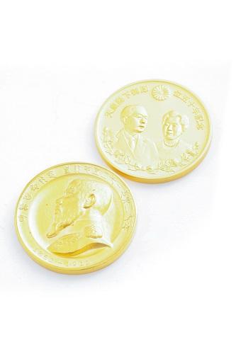24金(K24・純金) 記念金貨×2枚 総重量122.2g