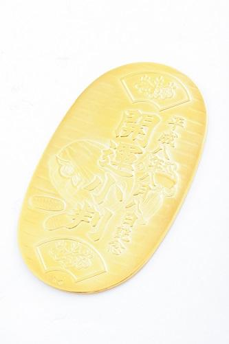 24金(純金) 小判1枚 重量180.5g