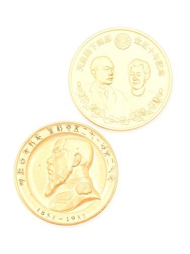 24金(純金) コイン 総重量122.2g