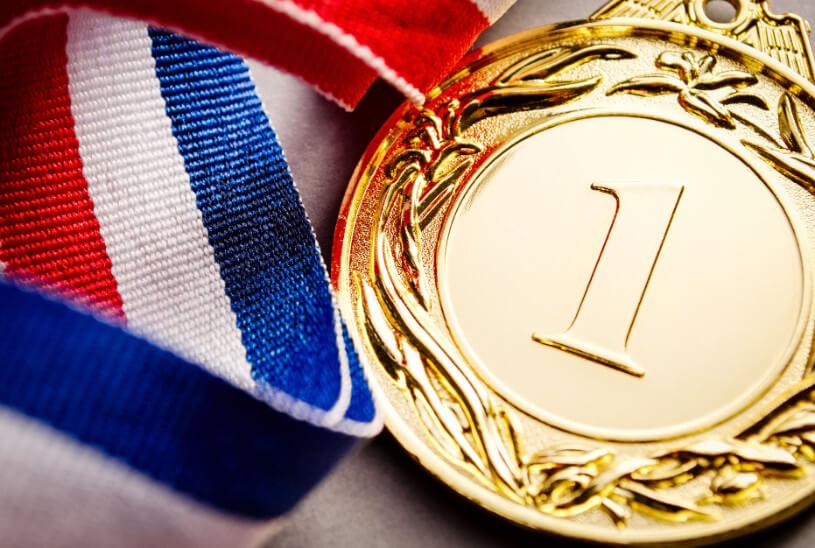 オリンピックの金メダルは純金?色々な金メダルの価値に迫る!