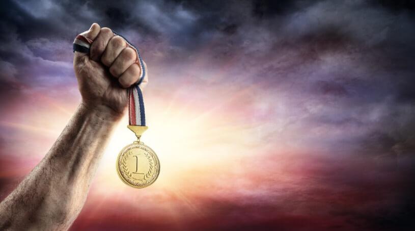 オリンピックの「金メダル」は純金製?