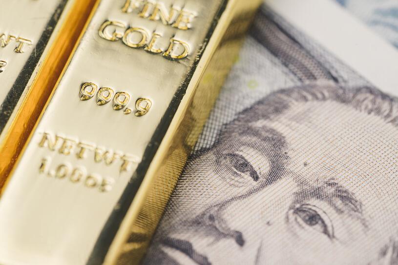 金と日本円