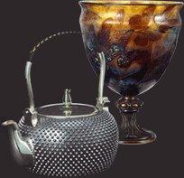 茶釜の写真