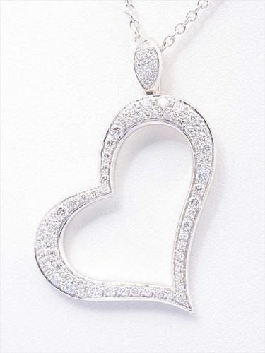 ピアジェ ライムライト ダイヤモンドネックレス K18 13.5g
