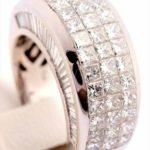 ダイヤモンド リング(750 , 12.8g , 5.86ct)