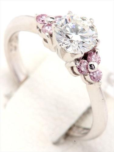 TASAKI(田崎真珠) ダイヤモンドリング Pt900 0.52ct