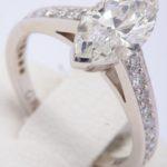 グラフ ダイヤモンドリング 1.50ct