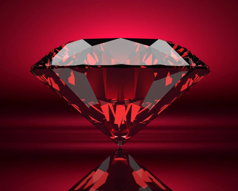 ルビーとダイヤモンドの特徴&買取評価比較