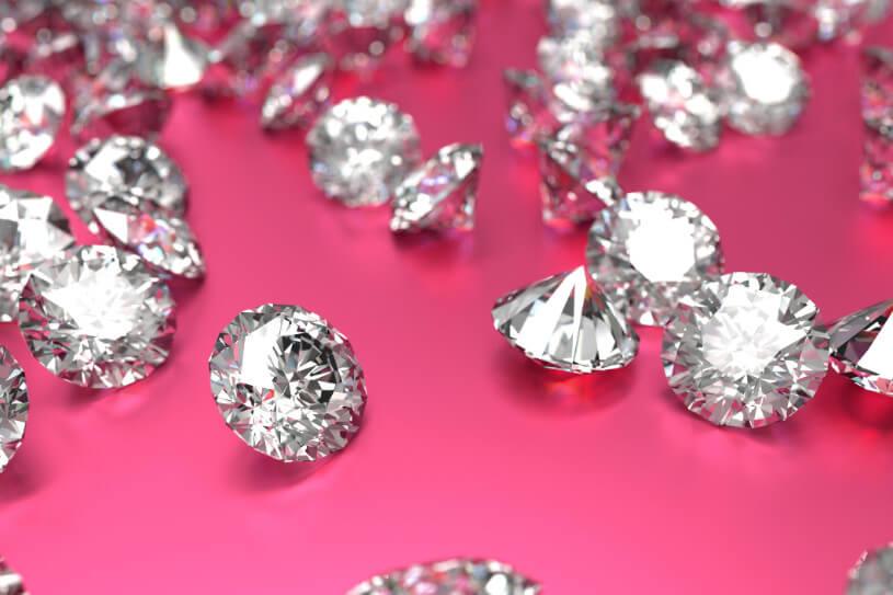 ダイヤモンドには希少価値がないという噂と本当のところ
