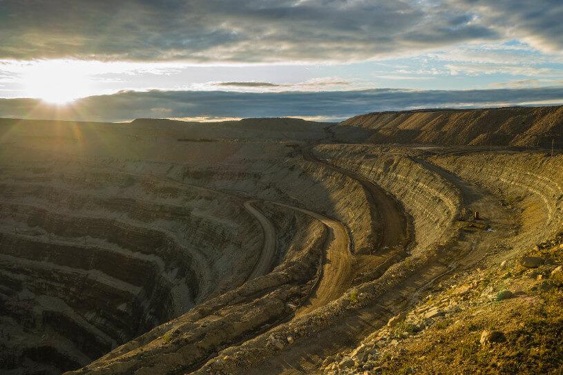世界の天然ダイヤモンド採掘量(生産量)とその採掘方法