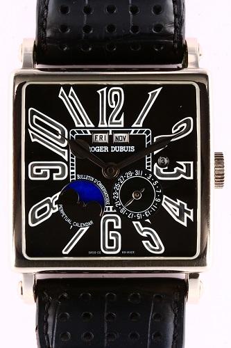 ロジェ・デュブイ ゴールデンスクエア G40 5739 09.63 限定モデル