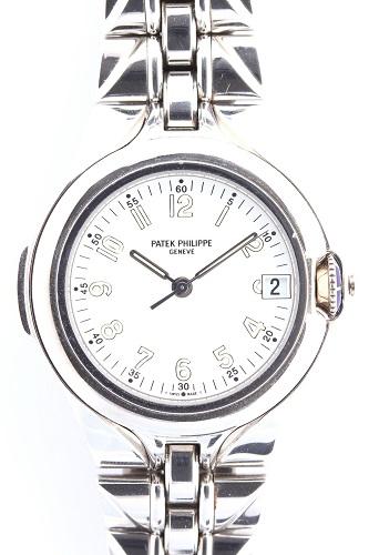 パテック フィリップ スカルプチャー 5091/1A-001 白文字盤