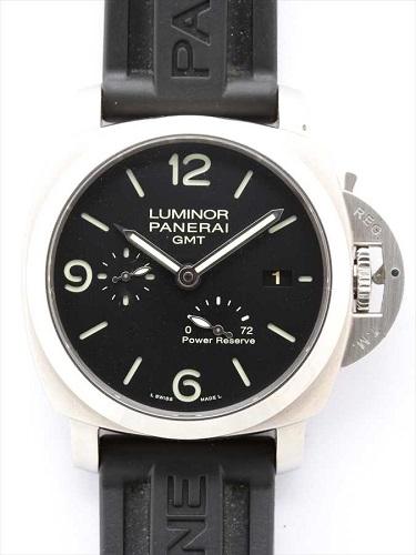 パネライ ルミノール1950 3デイズ GMT PAM00321
