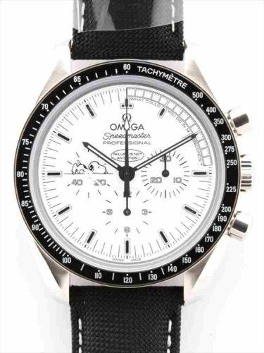 オメガ スピードマスター アポロ13号 45周年記念 スヌーピーアワード
