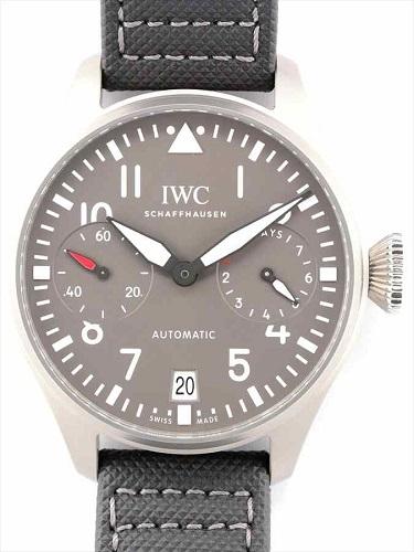 IWC ビッグ・パイロット 7デイズ IW500910