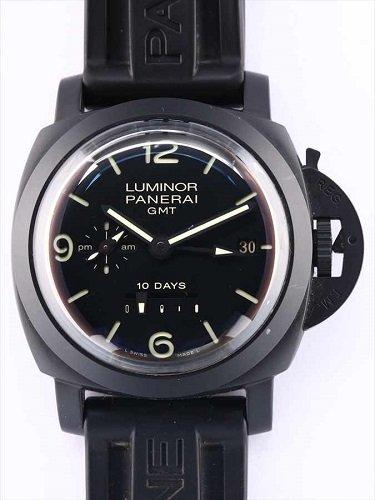 パネライ ルミノール1950 10デイズ GMT セラミカ PAM00335