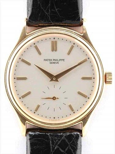 パテック フィリップ カラトラバ 3923 イエローゴールドモデル