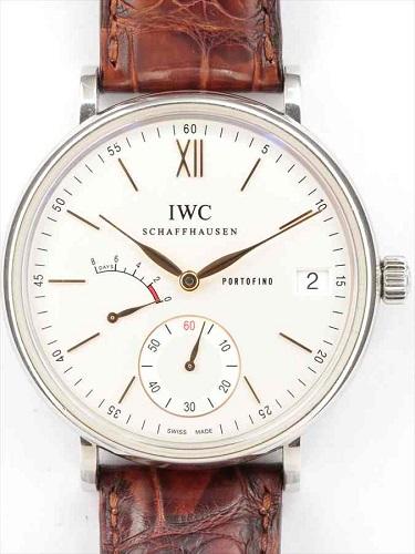 IWC ポートフィノ ハンドワインド 8DAYS IW510103