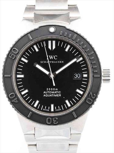 IWC GST アクアタイマー IW353602