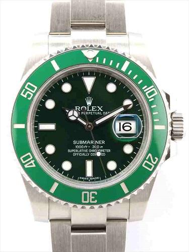 ロレックス サブマリーナー 116610LV