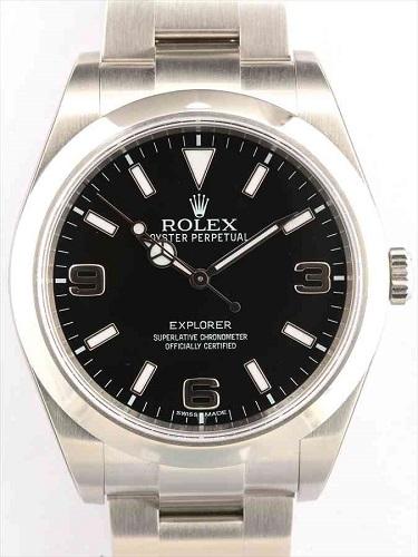 ロレックス エクスプローラーⅠ 214270 ランダム品番