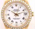ロレックス デイトジャスト ボーイズ 68278 金無垢時計