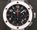 ウブロ ビッグ・バン 301.SH.131.RW 白セラ×SSコンビ
