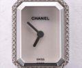 シャネル プルミエール セラミック H2146 750×白セラ ダイヤ装飾