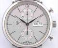 IWC ポートフィノ クロノグラフ IW391007 シルバー文字盤