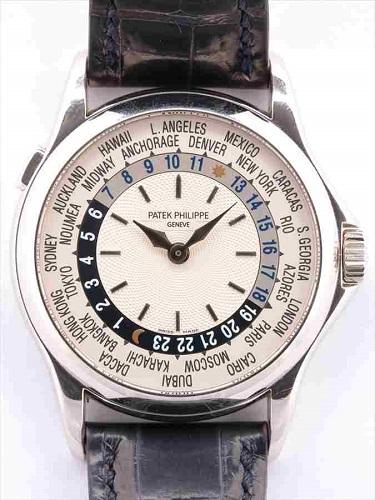 パテック フィリップ ワールドタイム 5110G-001 ホワイトダイアル