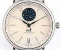 """IWC ポートフィノ<span style=""""mso-spacerun:yes""""> </span>オートマティック・ムーンフェイズ37 IW459001 シェル文字盤"""