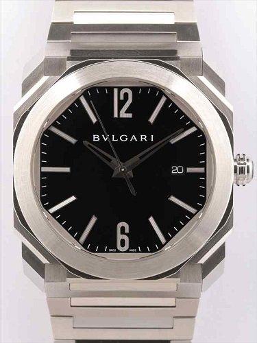ブルガリ オクト BGO41BSSD メンズ