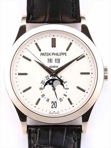 パテック フィリップ コンプリケーション アニュアルカレンダー 5396G-011