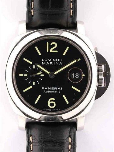 パネライ ルミノールマリーナ PAM00104 K番 ブラックダイヤル