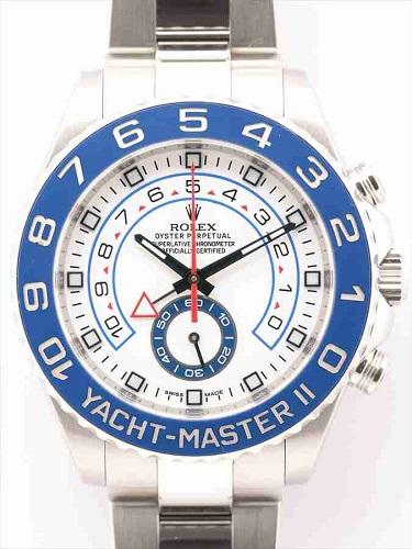 ロレックス ヨットマスターⅡ 116680 ランダム品番