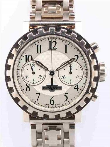 ドゥ・ヴィット K18WG メンズ時計