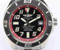ブライトリング スーパーオーシャン A17364 メンズ ブラックダイヤル