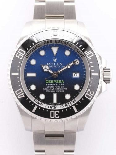 ロレックス シードゥエラー ディープシー 116660 Dブルー