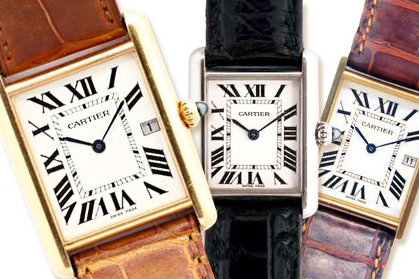 カルティエ タンクは本物志向に選ばれる時計〜100年愛され続ける理由とは
