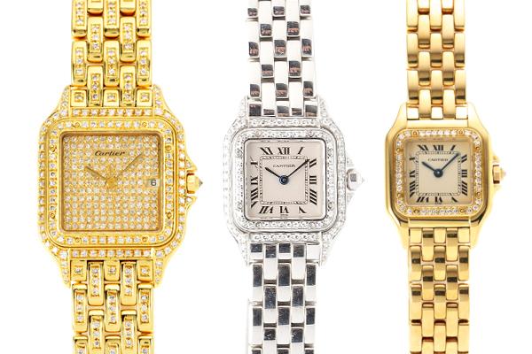 カルティエのロングセラー サントスは世界初の腕時計